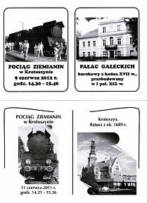 Pocztówki TMiBZK (2012')